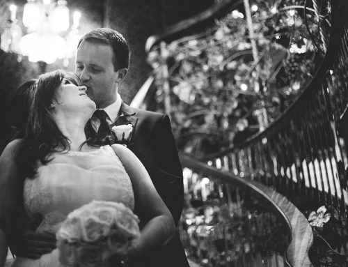 Photographing my first wedding